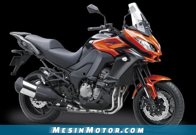Harga Motor Kawasaki Versys Series