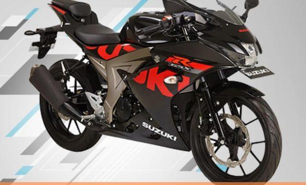 Dafta Harga Motor Suzuki