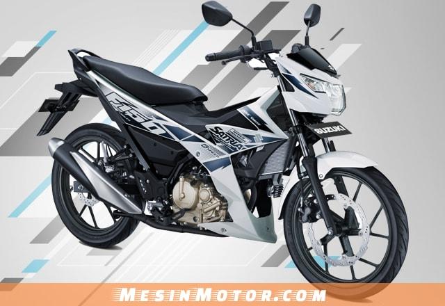 10 Harga Motor Suzuki Terbaru Januari 2019 Mesin Motor