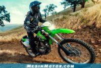 Spesifikasi dan Harga Kawasaki KLX 250
