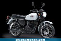 Spesifikasi dan Harga Kawasaki W175