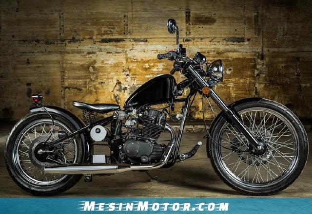 Harga Motor ClevelandCyclewerks Heist