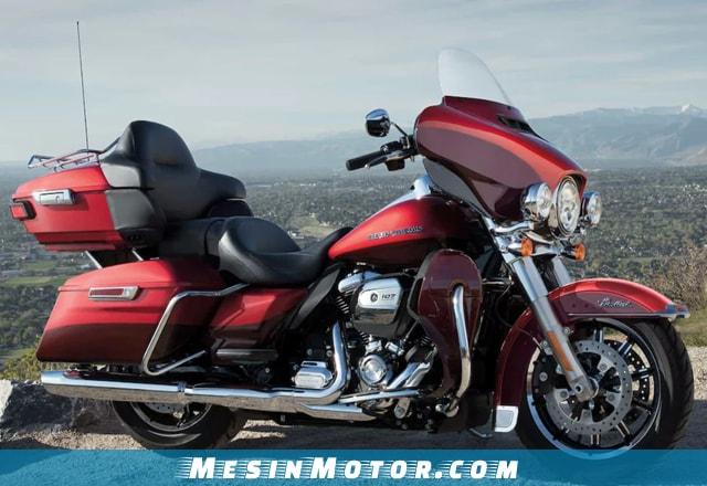 Harga Motor Harley Davidson Touring