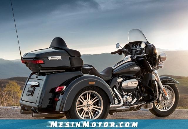 Harga Motor Harley Davidson Trike