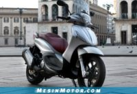 Harga Motor Piaggio