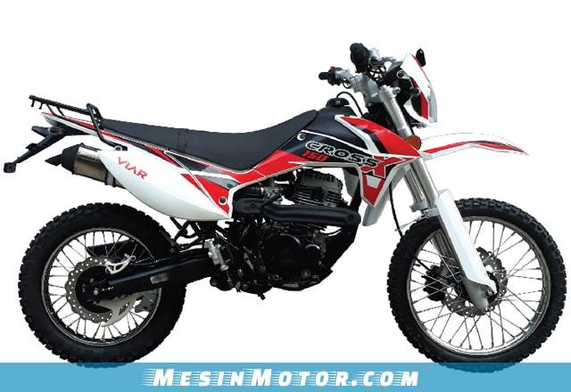 Harga Motor Trail Viar Cross X 150