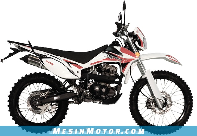 Harga Motor Trail Viar Cross X 200 GT