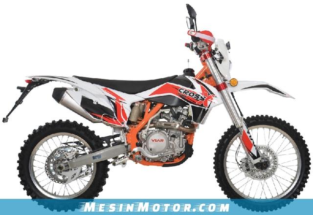 Harga Motor Trail Viar Cross X 250 EC