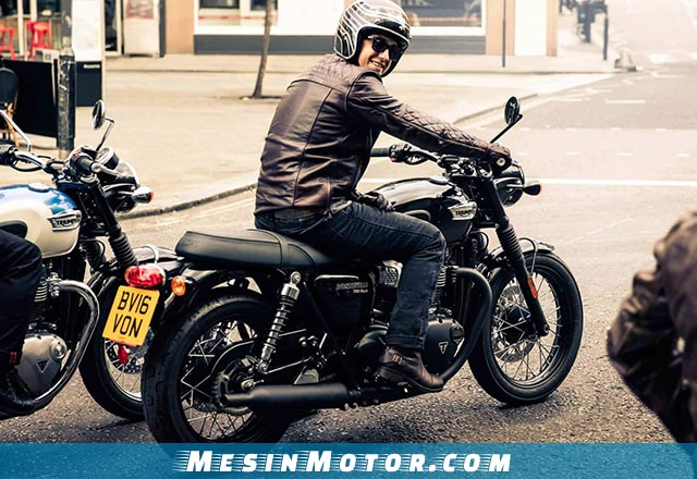 Harga Motor Triumph Classic