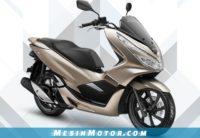 Motor Matic Honda Terbaru