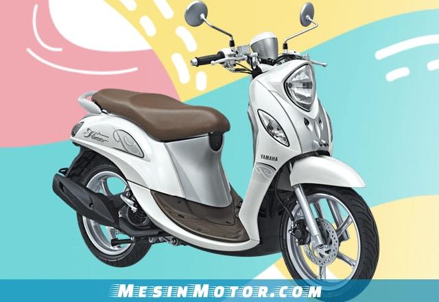 Yamaha New Fino Premium