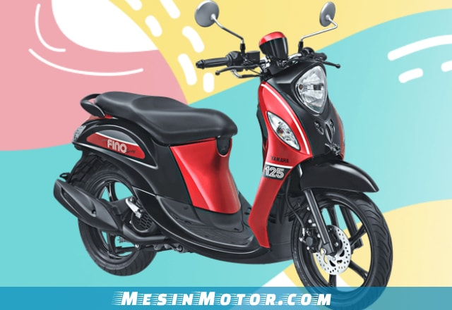 Yamaha New Fino Sporty