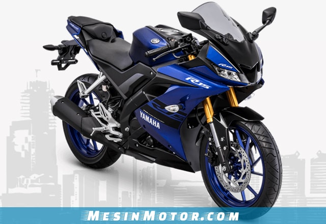 All New Yamaha R15