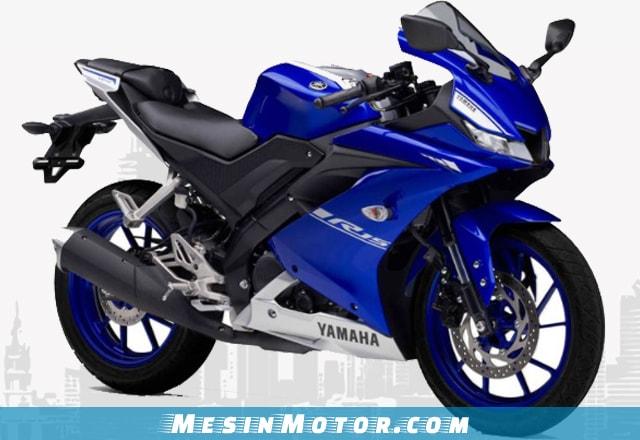 All New Yamaha R15