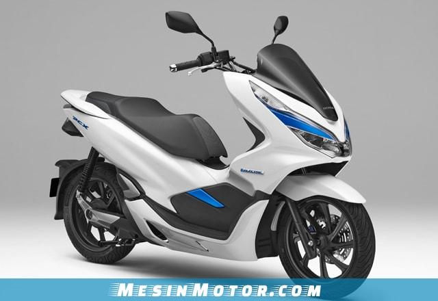 Harga Honda PCX Hybrid 2018