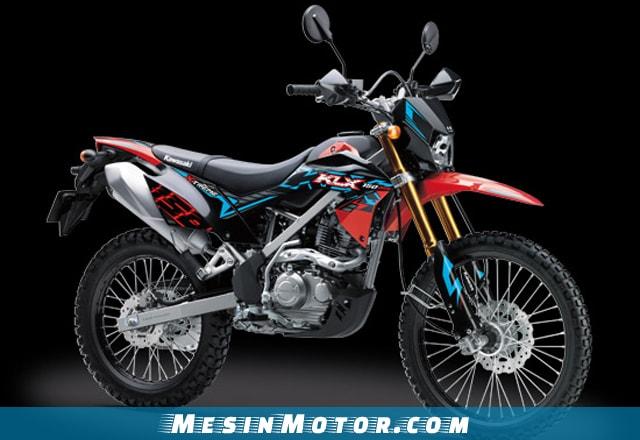 Harga Kawasaki KLX150BF SE EXTREME