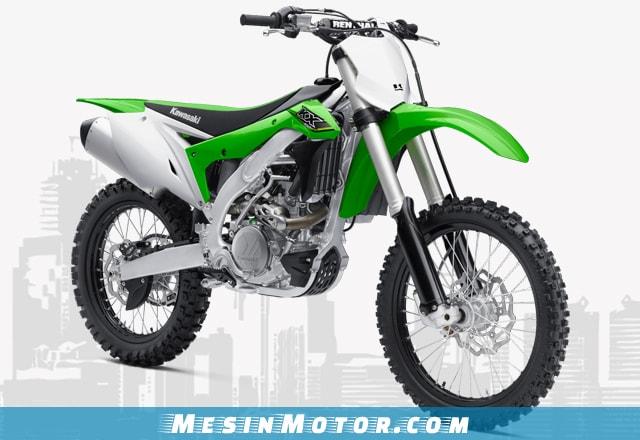 Harga Kawasaki KX 450F