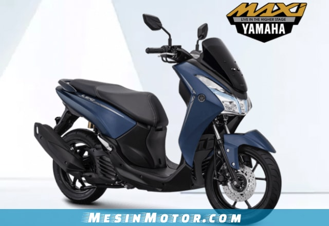 Harga Motor Maxi Yamaha Terbaru