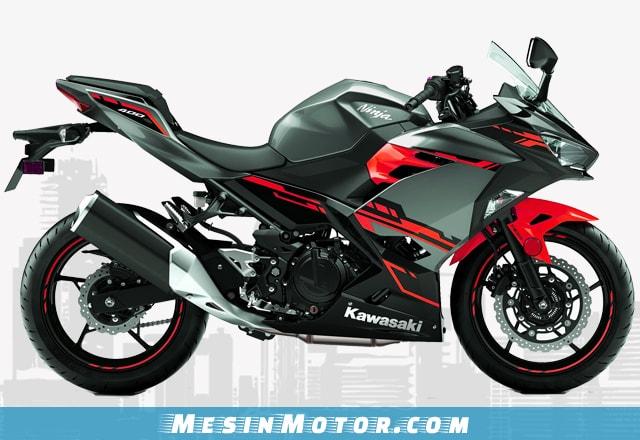 Kawasaki Ninja 250 ABS SE 2018