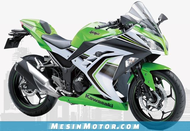 Kawasaki Ninja 250 SE LTD