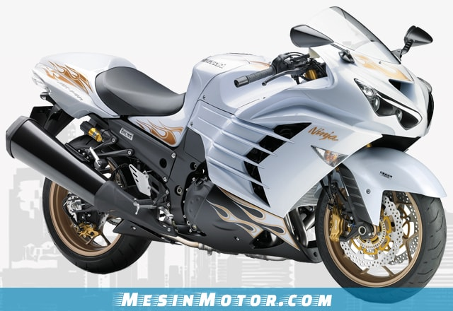 Kawasaki Ninja ZX-14R Ohlins