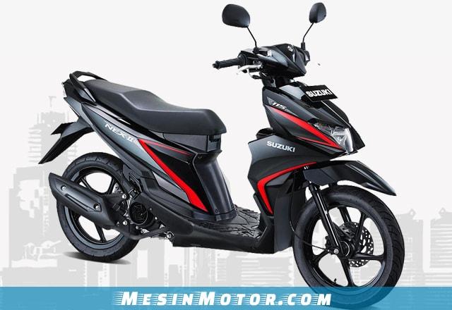 Performa Suzuki Nex II Standard