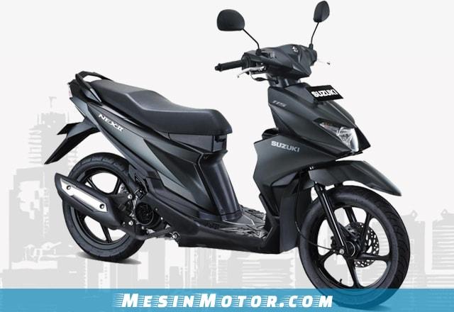 Spesifikasi dan Harga Suzuki Nex II Terbaru