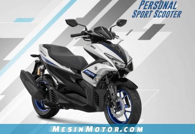 Motor Maxi Yamaha Aerox 155 VVA R-Version