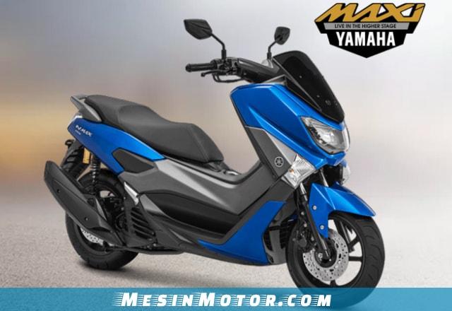 Motor Maxi Yamaha NMAX 155