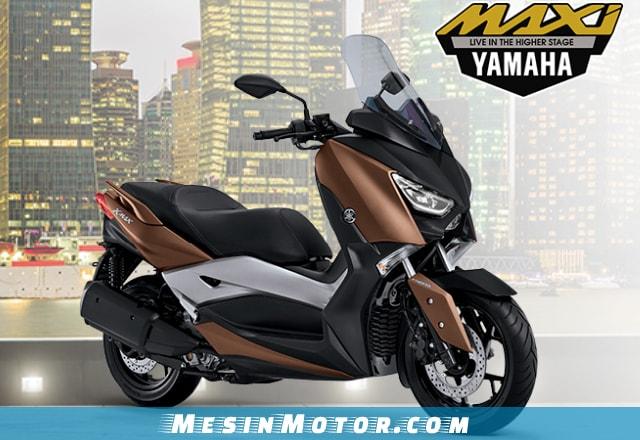 Motor Maxi Yamaha XMAX