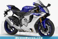 Daftar Motor Sport Yamaha Terbaru