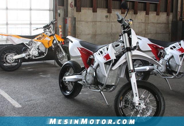 Motor Listrik Alta Redshift SM