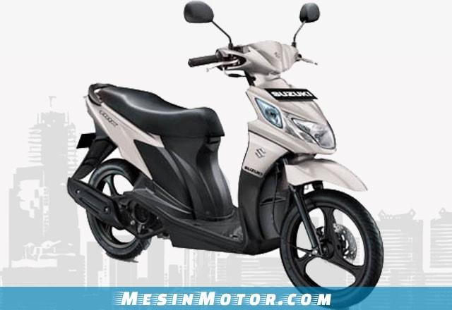 Motor Matic Murah Suzuki Nex Reborn