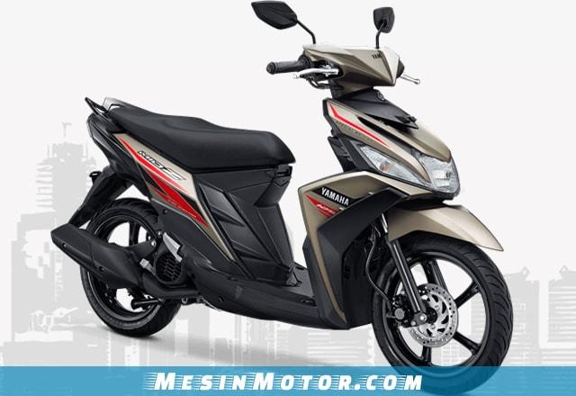 Motor Matic Murah Yamaha Mio Z
