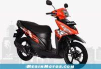 Motor Matic Suzuki Terbaru