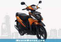 Motor Matic Suzuki