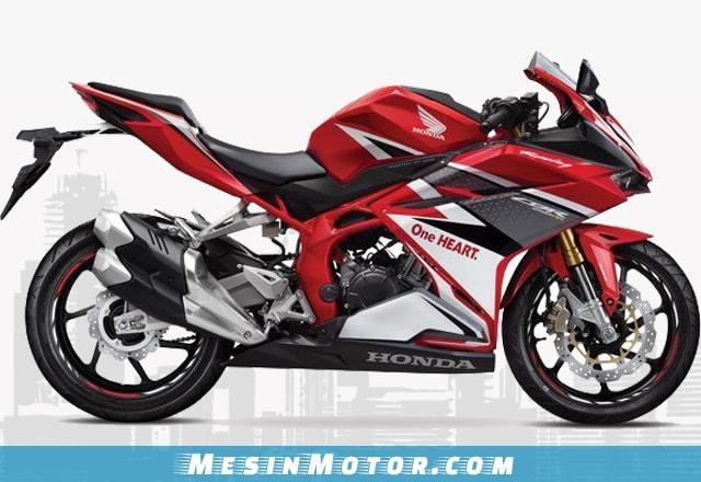 Motor Sport 250cc Honda CBR250RR - STD RED