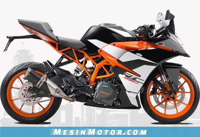 Motor Sport 250cc KTM RC250