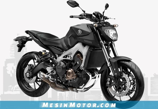 Motor Sport Yamaha MT-09