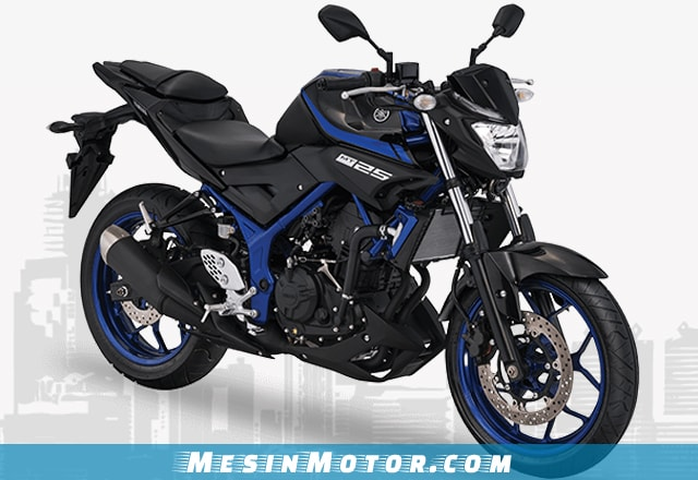Motor Sport Yamaha MT-25