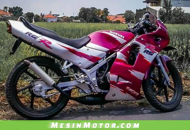 Suzuki RGR 150