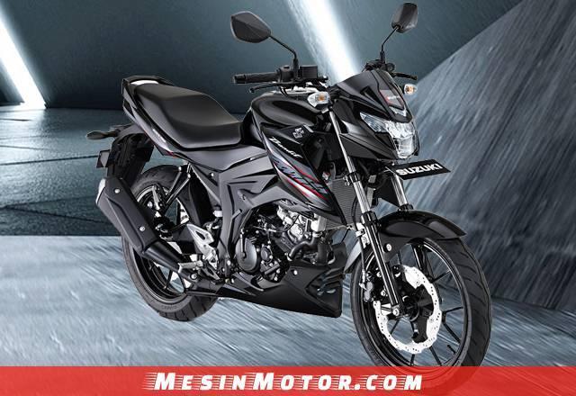 Harga Suzuki GSX 150 Bandit