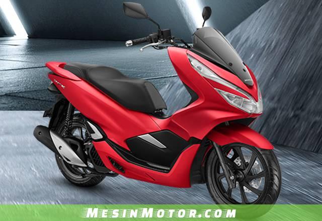 Honda PCX Combi Brake System (CBS)