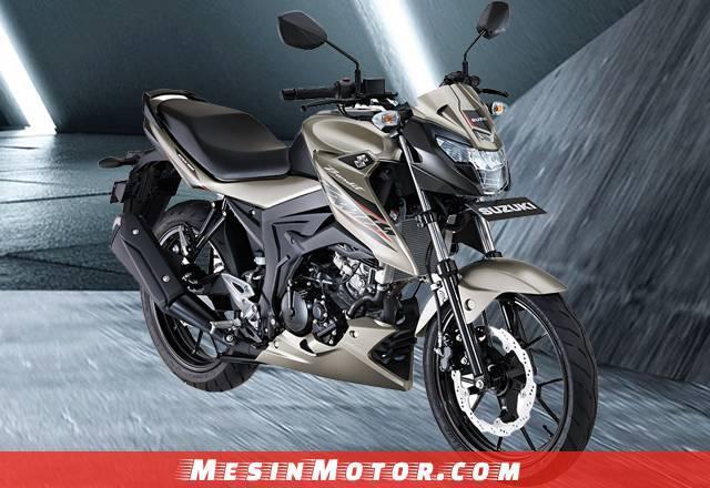 Performa Suzuki GSX 150 Bandit