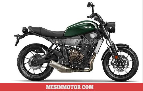 Harga Yamaha XSR 900 dan Spesifikasi Terbaru 2019