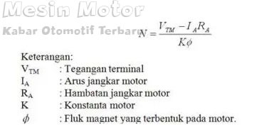 Rangkaian Driver Motor DC