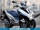 Daftar Harga Motor Piaggio Terbaru