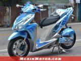 Modifikasi Honda Vario 125 Airbrush & Touring